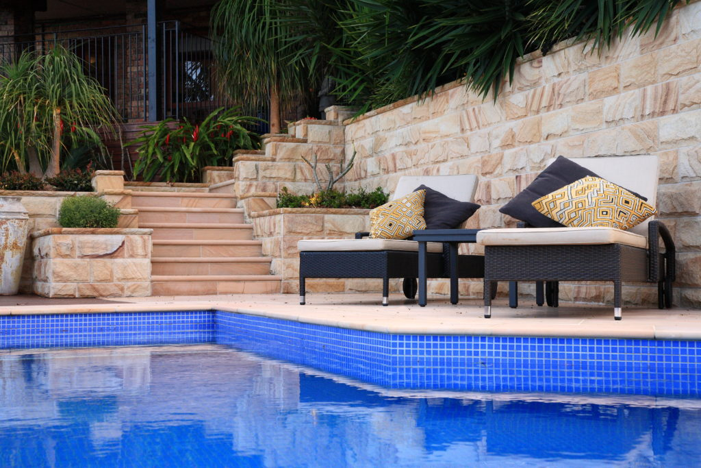 Wonderful pool surrounds